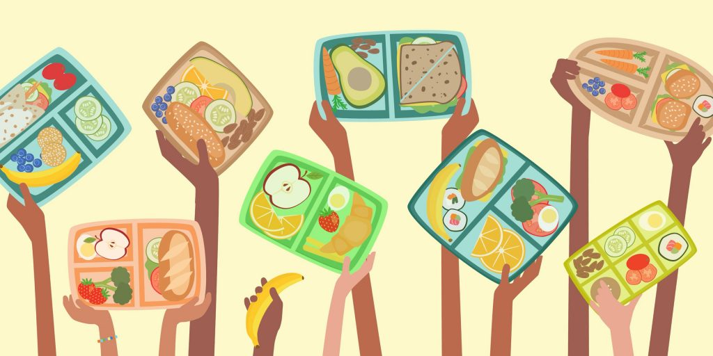 How to BuildHealthy Mealsfor Children
